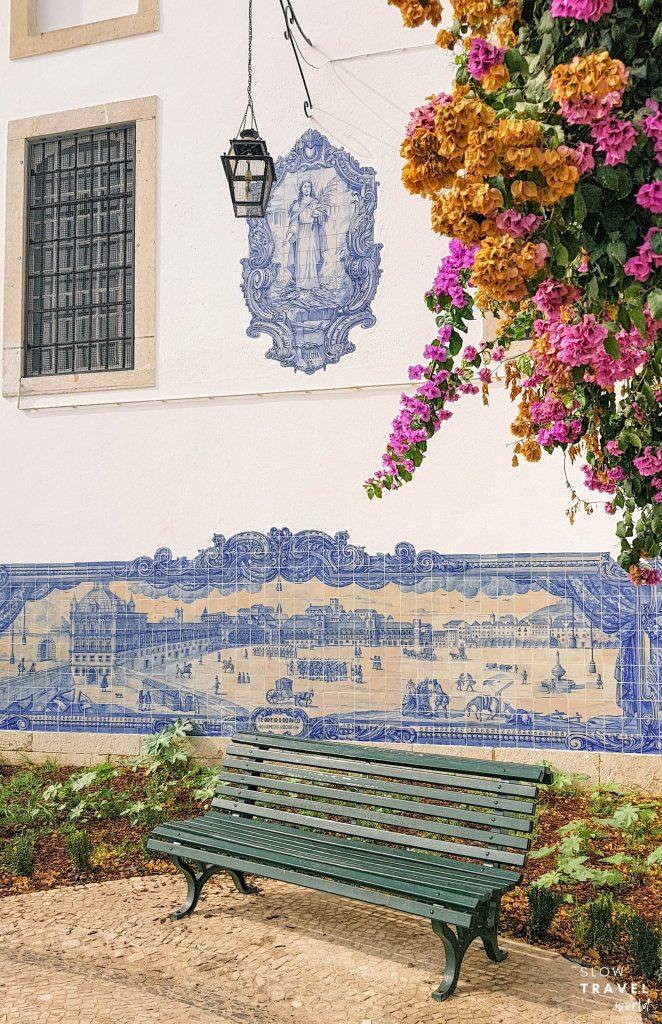 Miradouro de Santa Luzia | Lisboa