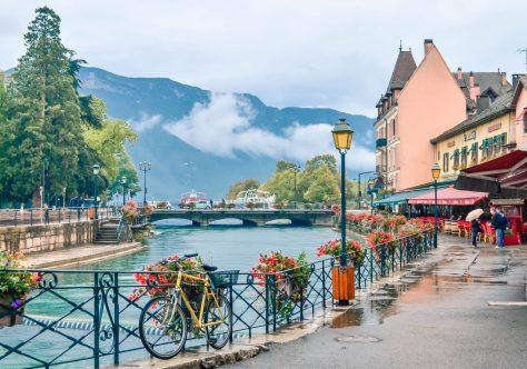 Annecy, na França