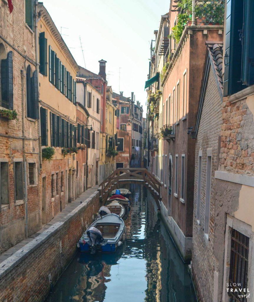Canais de Veneza