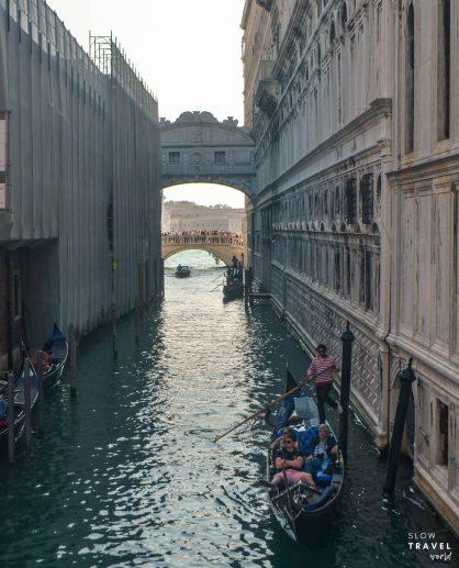 Ponte dos Suspiros | Veneza
