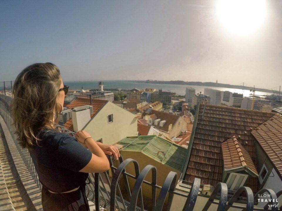 Miradouro de Santa Catarina | Lisboa