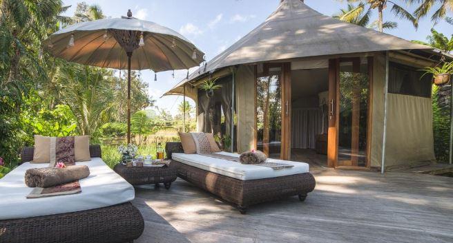 Sandat Glamping Tents | Bali