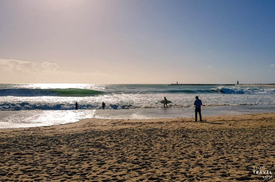 Praia dos Supertubos | Peniche