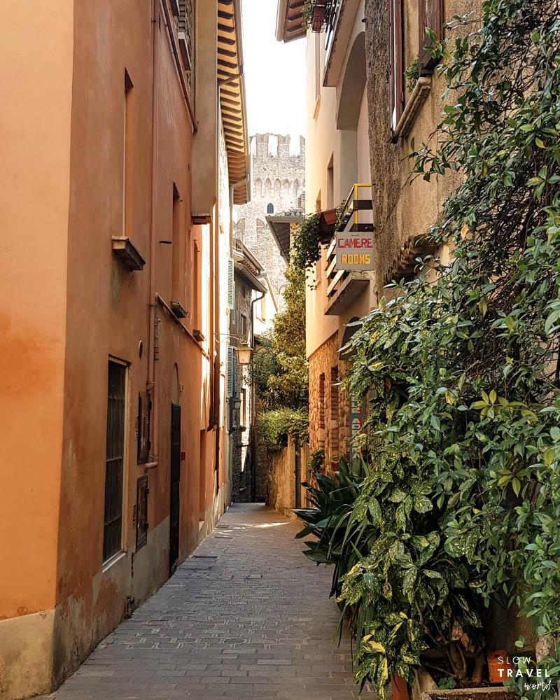 Ruas de Sirmione | Lago di Garda