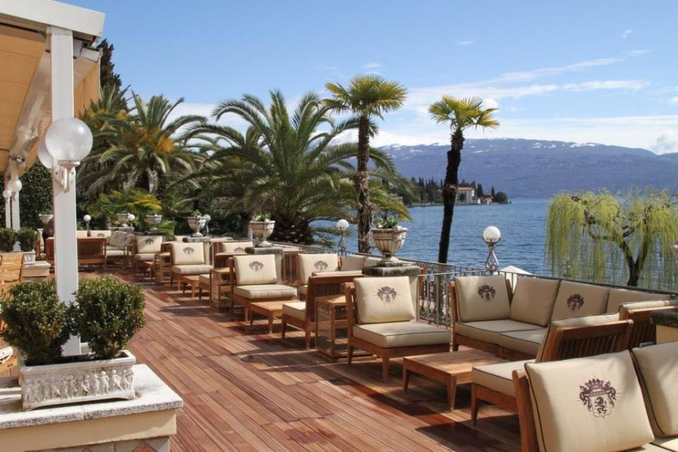 Grand Hotel Fasano | Hotéis no Lago di Garda