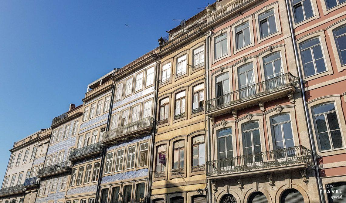 Onde de hospedar no Porto