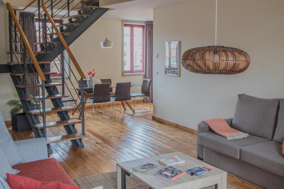 Onde se hospedar no Porto // Spot Apartments