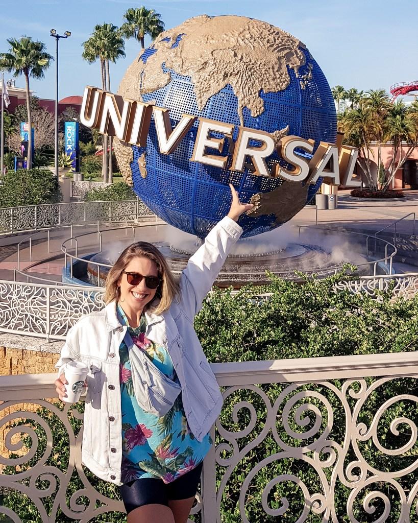 Parques da Universal em Orlando // Entrada do Universal Studios