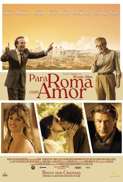 Filmes sobre viagem // Para Roma com Amor