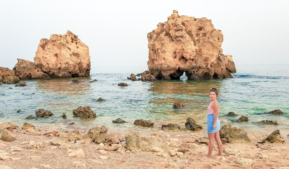 Praia de Arrifes // Melhores Praias do Algarve