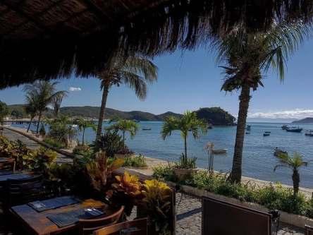 Buddah Beach / Restaurantes em Búzios