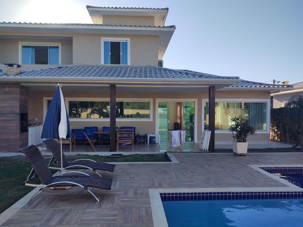 Airbnb em Búzios / Casa duplex nos arredores da Rua das Pedras