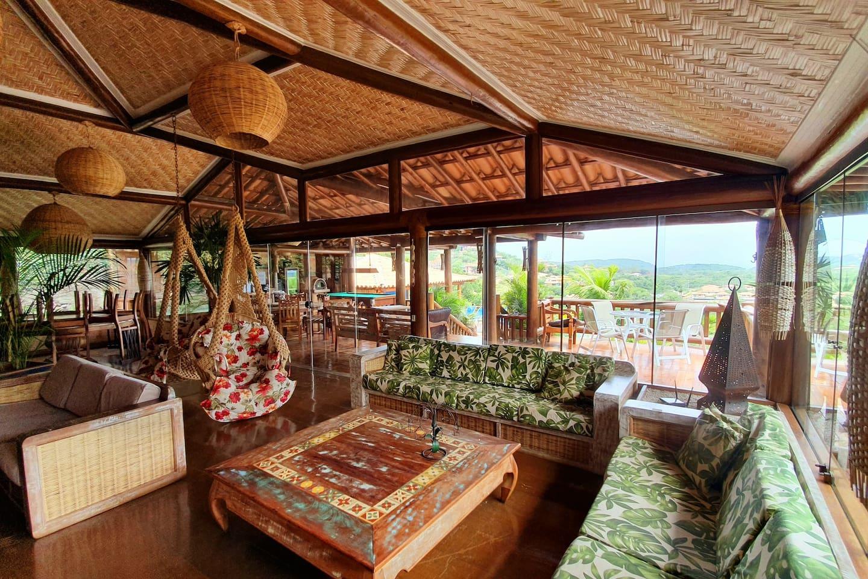 Airbn em Búzios / Casa com Vista Magnífica na Orla Bardot