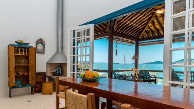 Casas incríveis para alugar no Airbnb no RJ / Ilha do João Araújo