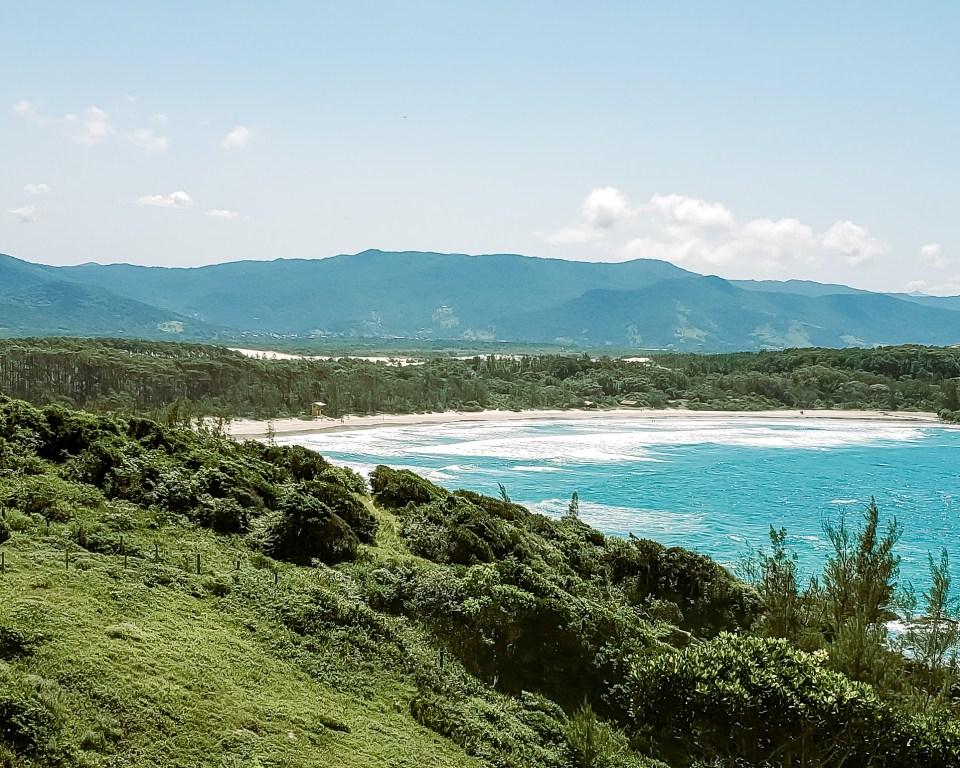 O que fazer na Praia do Rosa / Trilha para a Praia do Ouvidor