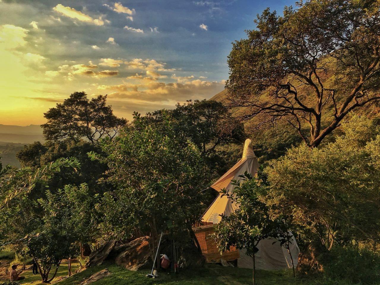 Turismo de Isolamento / Cabana em Brumadinho, MG