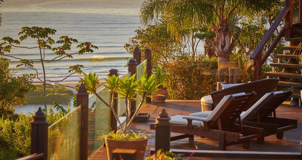 Onde ficar na Praia do Rosa / Pousada Descanso do Rei