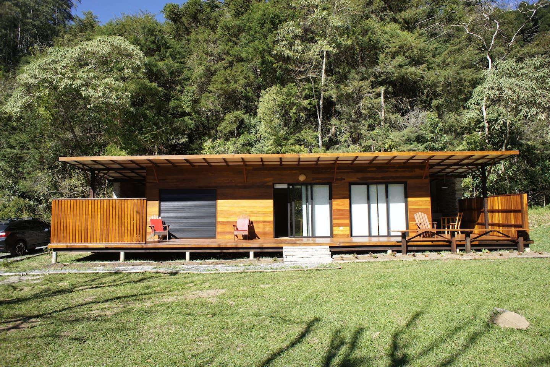 Casas incríveis para alugar no Airbnb / Visconde de Mauá