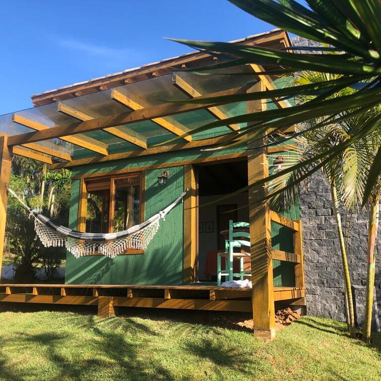 Onde ficar na Praia do Rosa / Pousada Watu Kerere