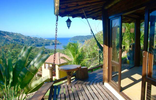 Casas incríveis para alugar no Airbnb em SP e RJ / Paraty