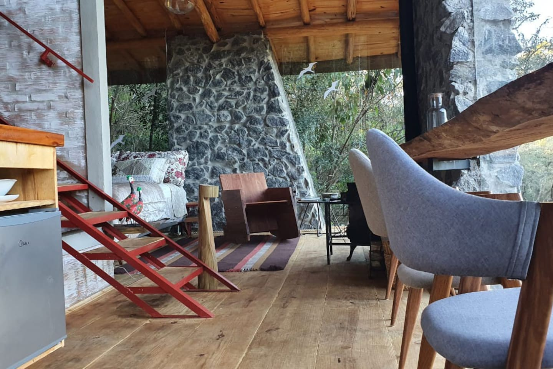 Turismo de Isolamento / Casa no Interior de São Paulo