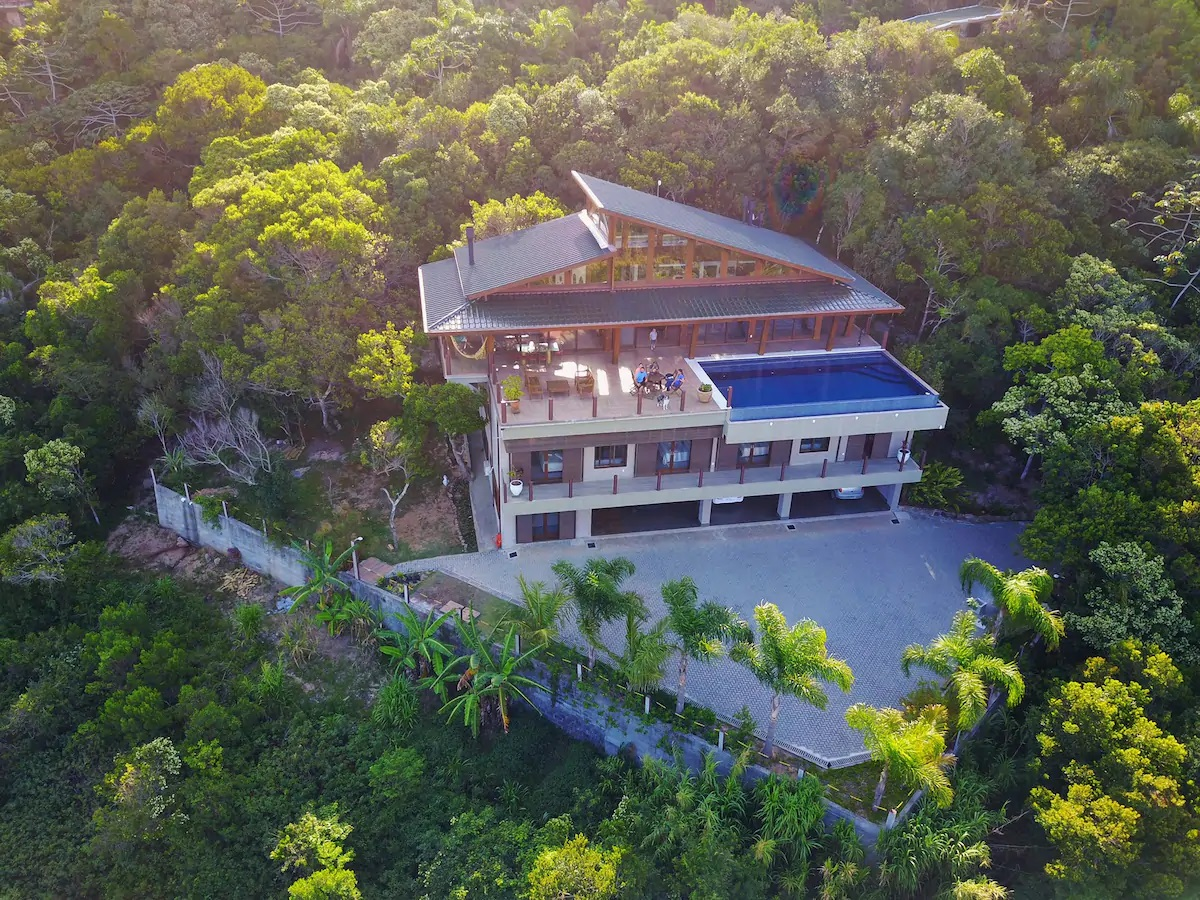 Airbnb na Praia do Rosa / Morada Sol Nascente