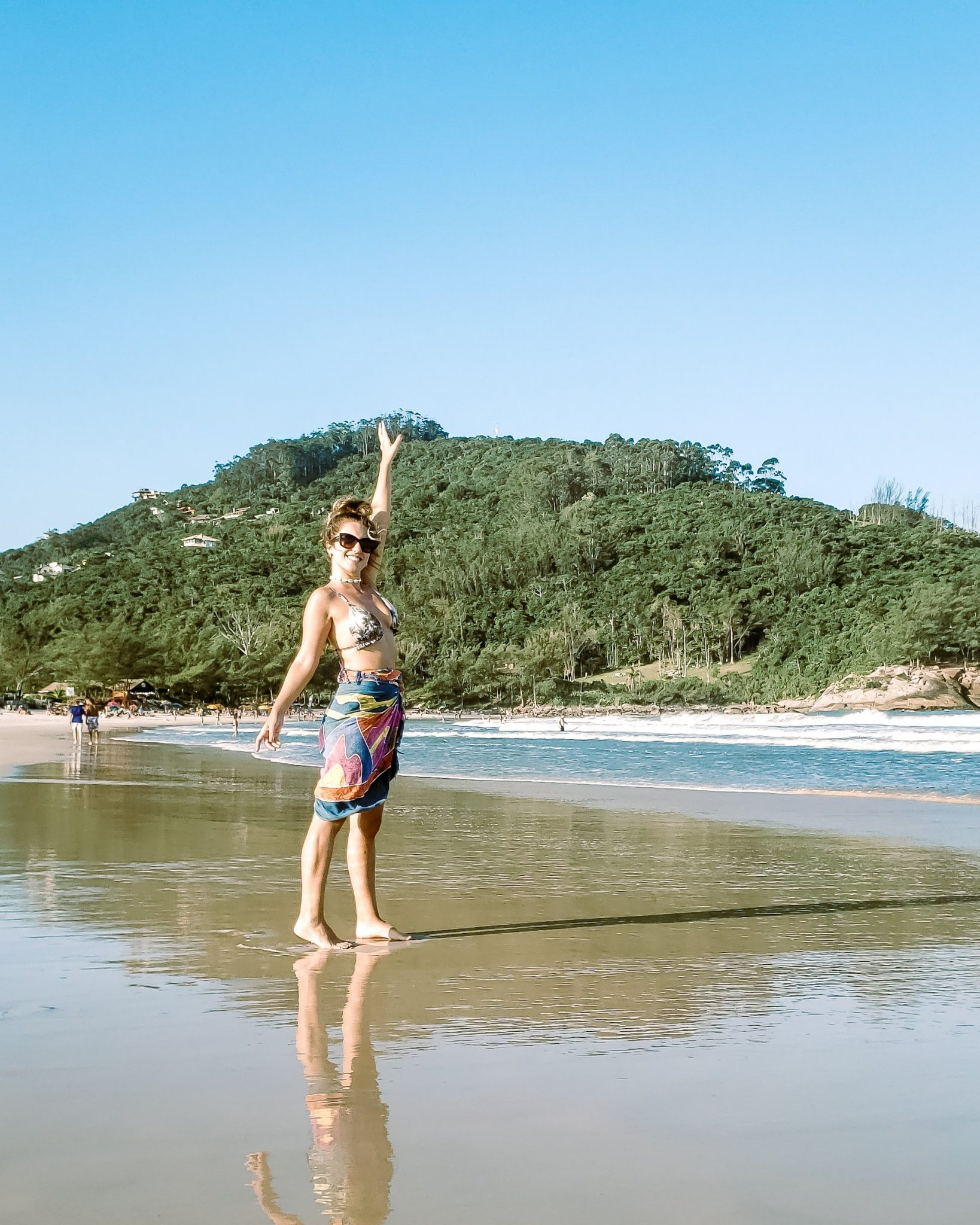 Melhores Praias de Santa Catarina / Praia da Ferrugem, Garopaba