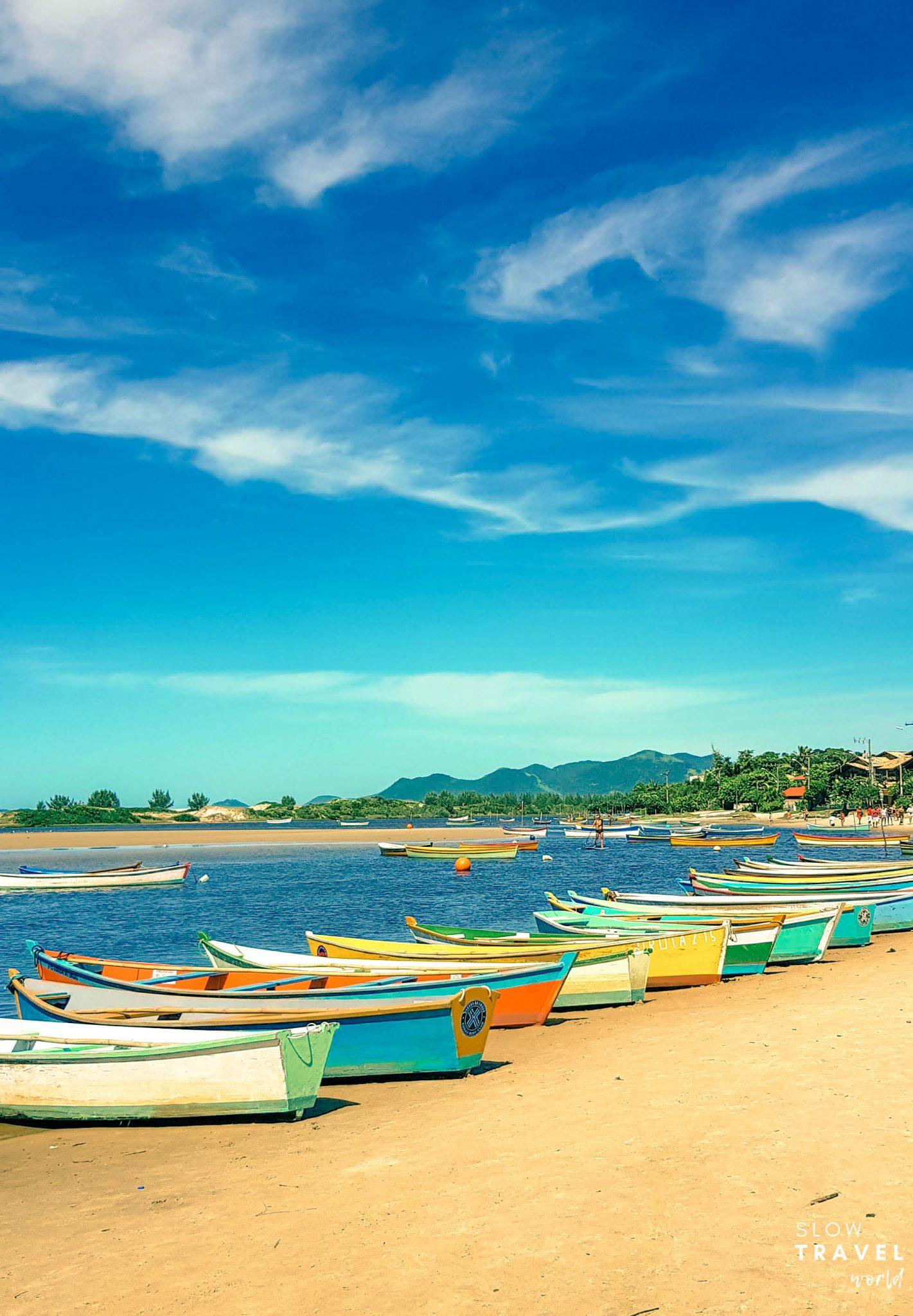 Melhores praias de Santa Catarina / Guarda do Embaú