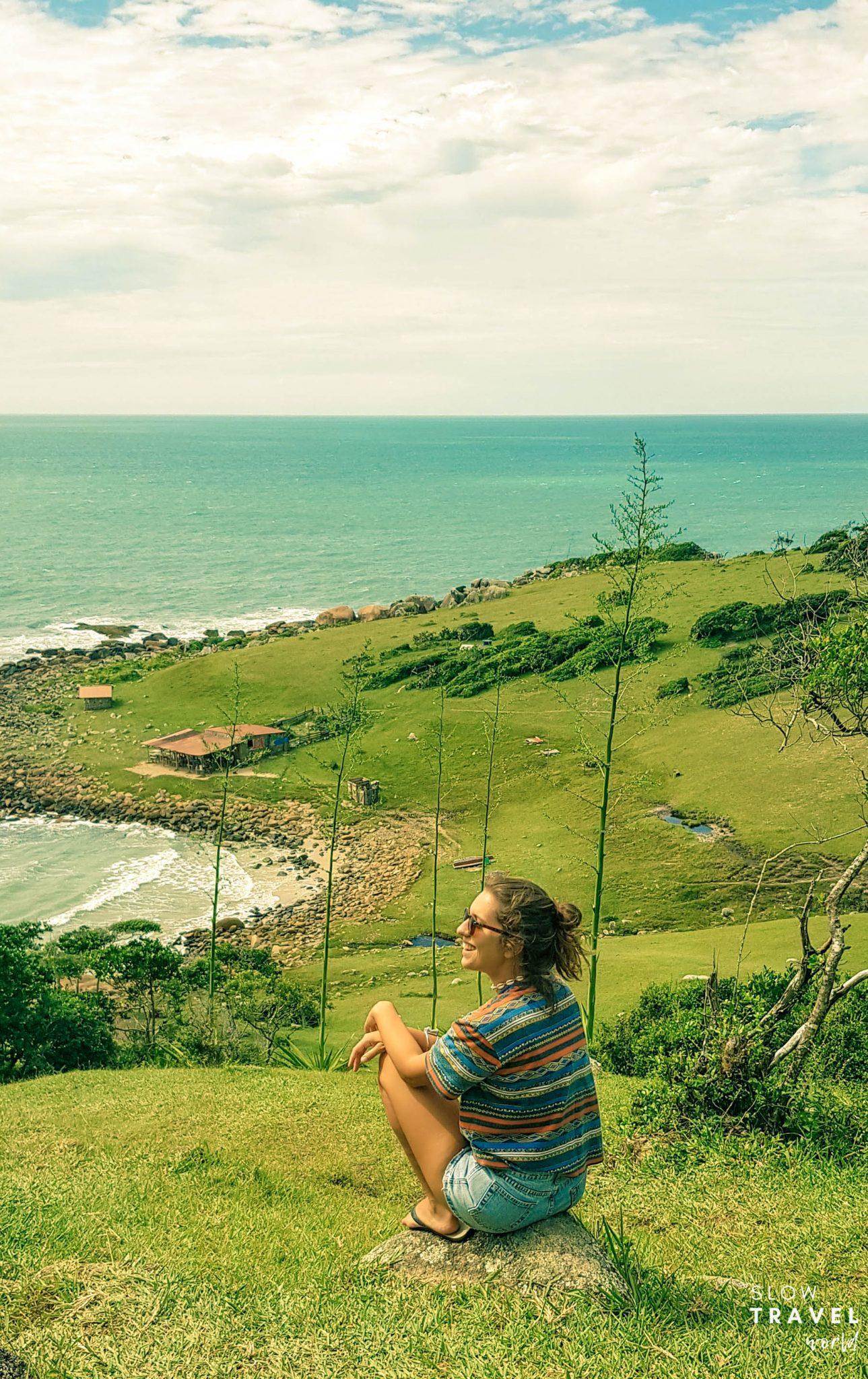 Melhores praias de Santa Catarina / Praia do Maço, Vale da Utopia