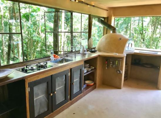 Airbnb em Visconde de Mauá / Casa do Rio 3
