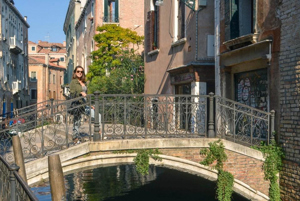 Viajante Responsável / Roteito alternitivo em Veneza
