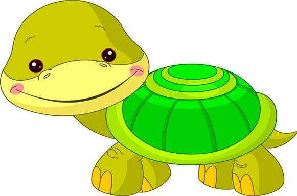Truyện cho bé 4 tuổi số 6: Con rùa khôn ngoan
