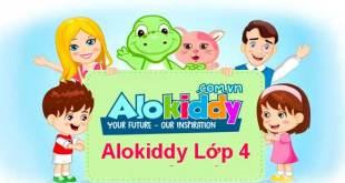Alokiddy lớp 4 Có Tốt Không? Có Nên Cho Con Học Alokiddy Lớp 4?