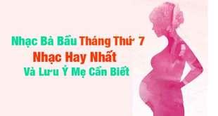 Nhạc Cho Bà Bầu Tháng Thứ 7