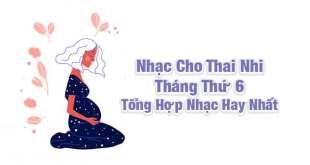 Nhạc Cho Thai Nhi Tháng Thứ 6