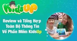 Phần Mềm KidsUp