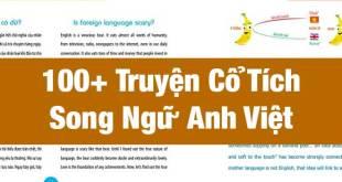 100+ Truyện Cổ Tích Song Ngữ Anh Việt PDF Không Thể Bỏ Qua
