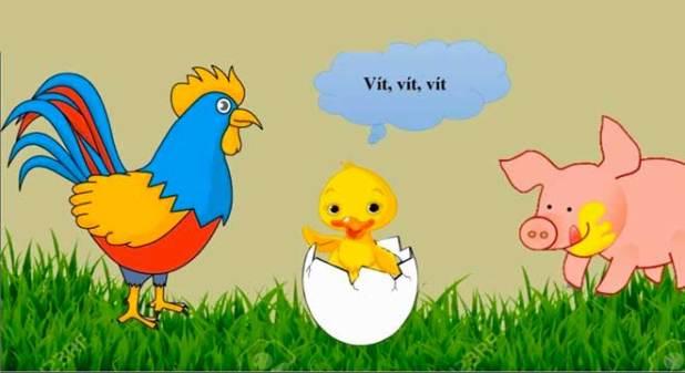 truyện quả trứng