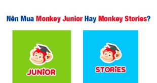 Nên Mua Monkey Junior Hay Monkey Stories