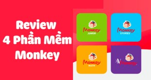 Review Về 4 Phần Mềm Monkey - Junior Stories Math Và Vmonkey