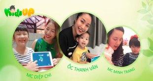 Review Chương Trình Kids Up Từ Các Bà Mẹ Nổi Tiếng