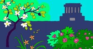 Bài Thơ Hoa Quanh Lăng Bác - Lời Bài Thơ và Giáo Án Tham Khảo