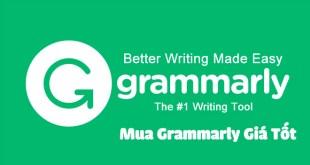 Mua Grammarly Premium Chính Hãng Giá Tốt Nhất Tại Grammarly