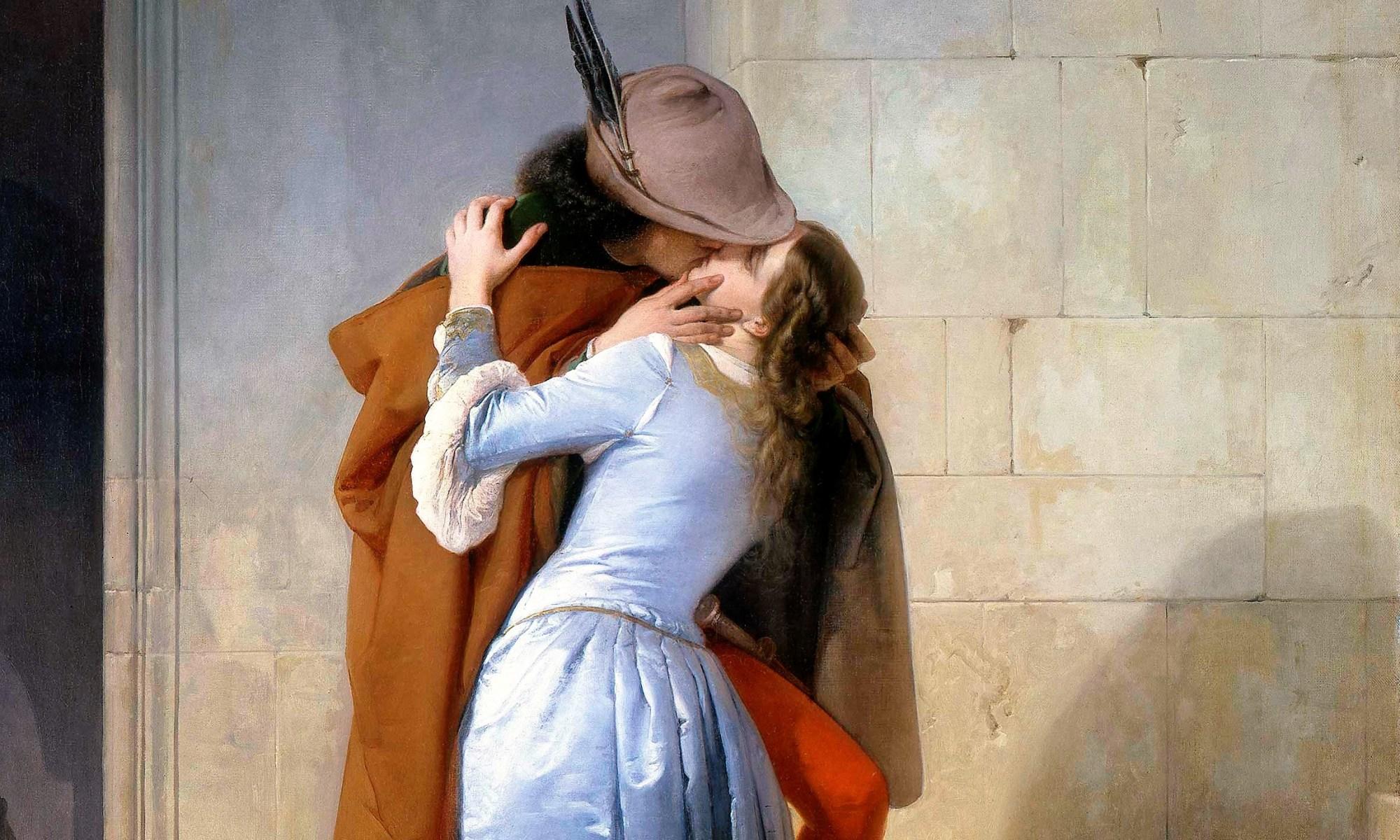 Francesco Hayez: Suudelma (osa)