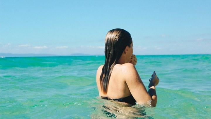 Swimming Story di Sara 2