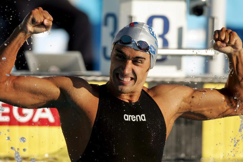 MAGNINI DICE ADDIO AL NUOTO: CHE CARRIERA STELLARE, RE MAGNO 1