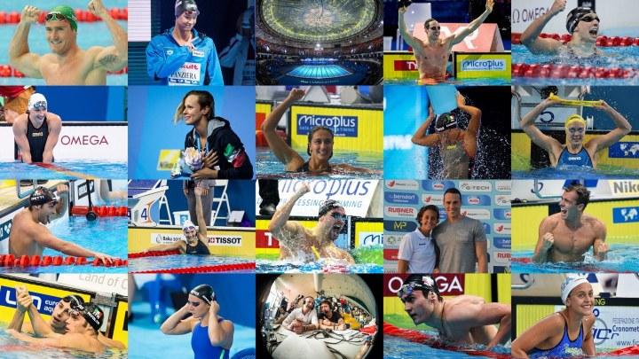 Nuoto Ultime Notizie Su Gregorio Paltrinieri