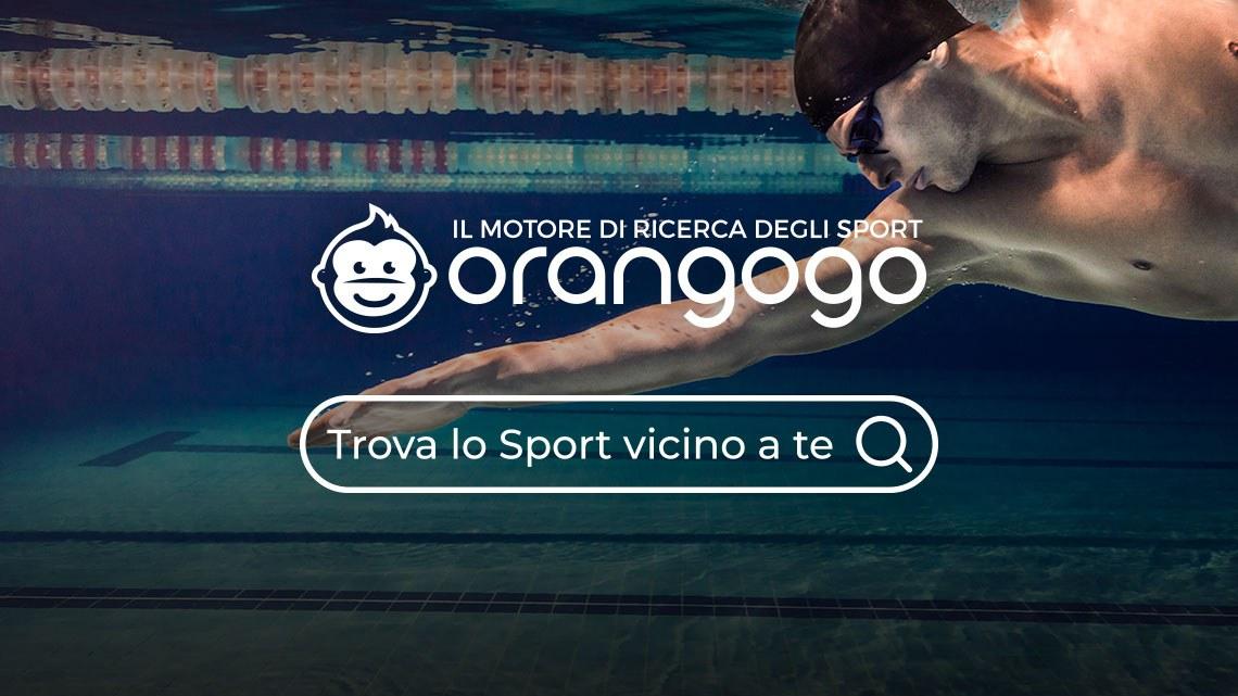 ORANGOGO: IL PRIMO MOTORE DI RICERCA DELLO SPORT! 1