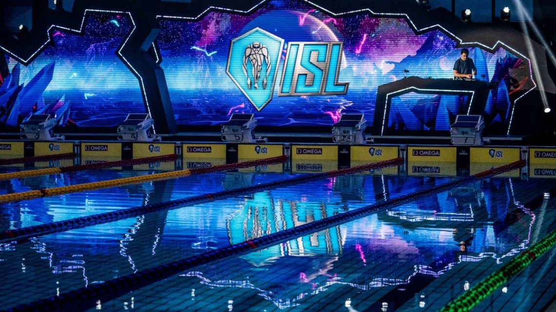 ISL | INTERNATIONAL SWIMMING LEAGUE 1