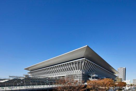 TOKYO 2020: LE PRIME IMMAGINI DELLA PISCINA OLIMPICA 6